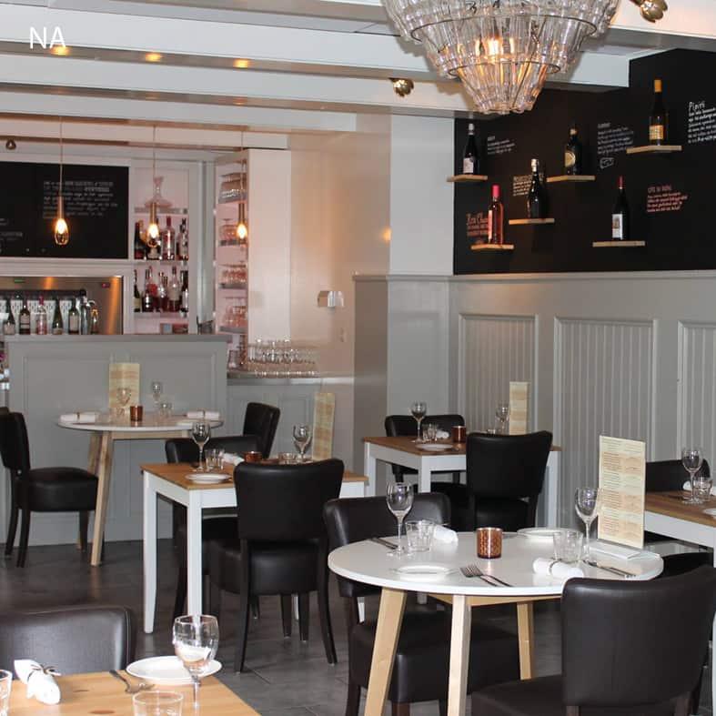 Styling restaurant Castricum Huiss.nu