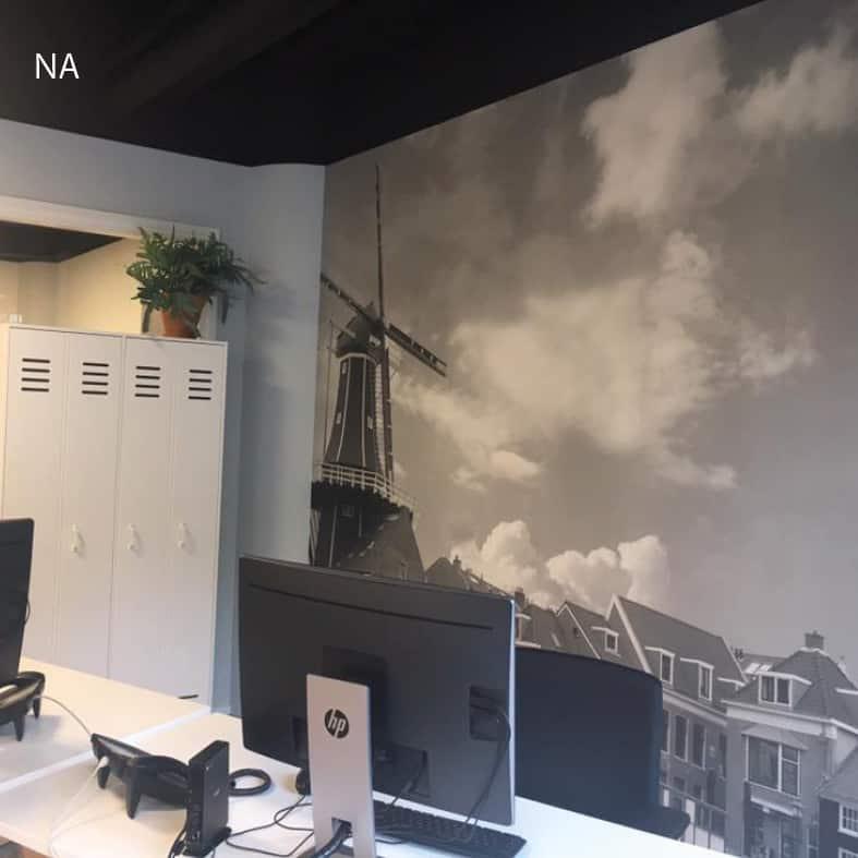 kantoor styling Makelaar Haarlem Huiss.nu