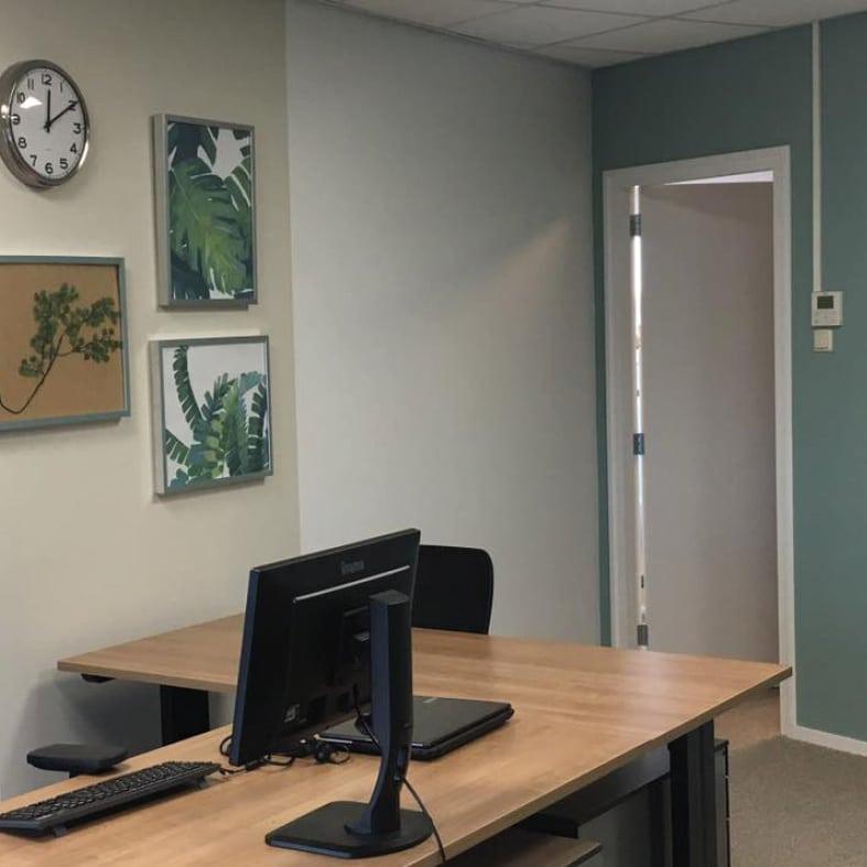 Restyling kantoor