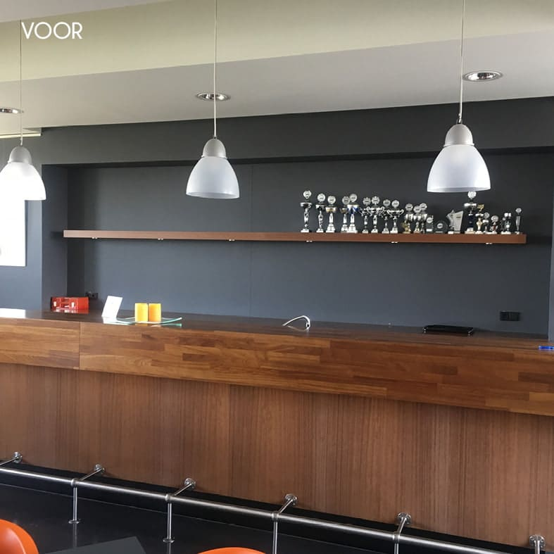 Styling kantoorpand Alkmaar Huiss.nu